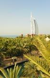 arabski al burj Dubai obraz stock