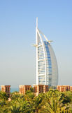 arabski al burj Dubai Zdjęcie Royalty Free