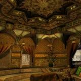 arabski backgound Zdjęcia Royalty Free