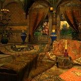 arabski backgound royalty ilustracja