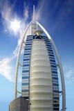 arabski burj Dubai el zabytek uae Obrazy Royalty Free