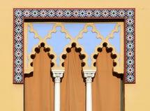 arabski cordoby Spain okno fotografia royalty free