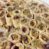 ARABSKI cukierki Zdjęcia Royalty Free