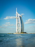 arabski Dubaju burj al zdjęcia royalty free
