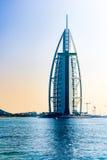 arabski Dubaju burj al obrazy stock