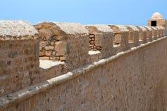 arabski fortyfikacyjny ribat Zdjęcie Stock