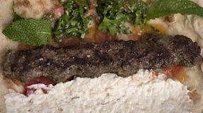Arabski jedzenie Fotografia Stock