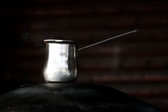 arabski kawowy garnek Obrazy Royalty Free