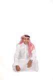 Arabski mężczyzna Zdjęcia Royalty Free