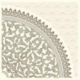 arabski ornament Zdjęcia Royalty Free