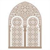 Arabski ornament Obrazy Royalty Free