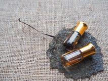 Arabski pachnidło od agarwood drzewa Obraz Stock