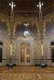 Arabski pokój przy Palacio da Bolsa Zdjęcia Royalty Free