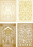 Arabski rocznika ornament Fotografia Royalty Free