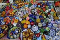 Arabski souk Fotografia Stock