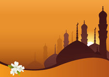 arabski tło Obrazy Royalty Free