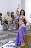 Arabski tancerz Zdjęcia Stock