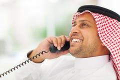 Arabski urzędnik Zdjęcie Royalty Free