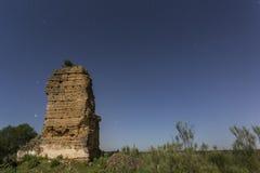 Arabskie antyczne ruiny obrazy stock