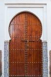 arabskie drzwi Obrazy Stock