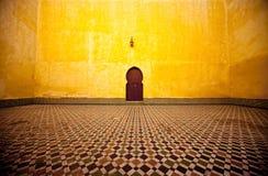 arabskie drzwi Obraz Stock
