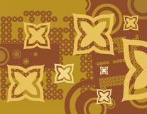 arabskie tło szeregu ilustracji