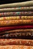 arabskie tkaniny Zdjęcia Royalty Free