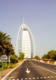 arabskiej emiratów żyrafy zlany zoo Architektura Dubaj Obraz Stock