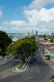 Aracaj - Sergipe. Aracaju - Sergipe, Brazil - June 6, 2014: City of Aracaju Royalty Free Stock Photography