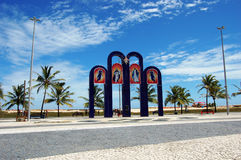 Aracaju Royalty Free Stock Images