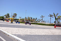 Aracaju badine le stationnement public images stock