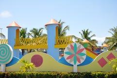 Aracaju Public Park Mundo Maravilhoso da Criança Royalty Free Stock Images