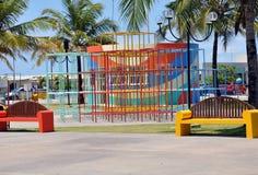 Aracaju scherzt allgemeinen Park Stockbilder