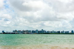 Aracaju - Sergipe. Northeast of Brazil Royalty Free Stock Photography