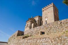 aracena φρούριο κάστρων Στοκ φωτογραφίες με δικαίωμα ελεύθερης χρήσης