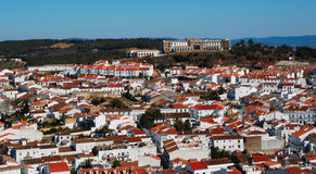 Aracena. Is a town and municipality located in the province of Huelva, south-western Spain Stock Image
