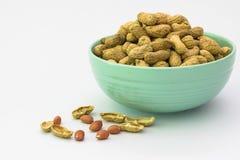 arachide Fotografia Stock
