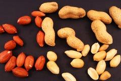 Arachide & arachide Immagini Stock Libere da Diritti