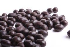 Arachide in cioccolato Immagine Stock