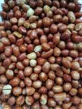 Arachides frites image stock