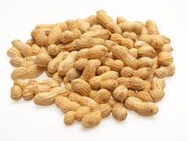 Arachidi macro macro peanuts Stock Photos