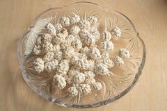 Arachidi in zucchero Fotografia Stock Libera da Diritti