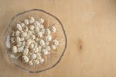 Arachidi in zucchero Fotografia Stock
