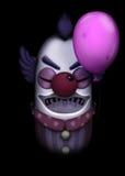 Arachno clow royalty free illustration