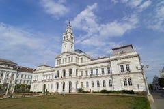 Arad- Δημαρχείο Στοκ φωτογραφία με δικαίωμα ελεύθερης χρήσης