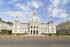 Arad Δημαρχείο Στοκ φωτογραφίες με δικαίωμα ελεύθερης χρήσης