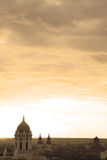 arad ηλιοβασίλεμα Στοκ Εικόνα