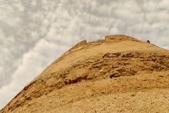 arad οχυρό του Μπαχρέιν Στοκ Εικόνες