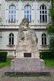 Arad Avram Iancu statue Stock Photography