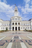 Arad - City Hall Royalty Free Stock Photos